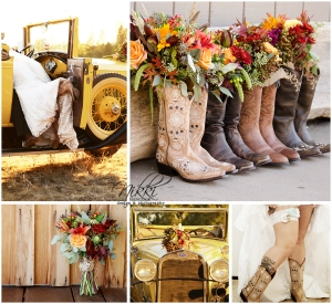 boots country wedding country chic ranch weddings northern california wedding photographer photography wedding dress hagan ranch